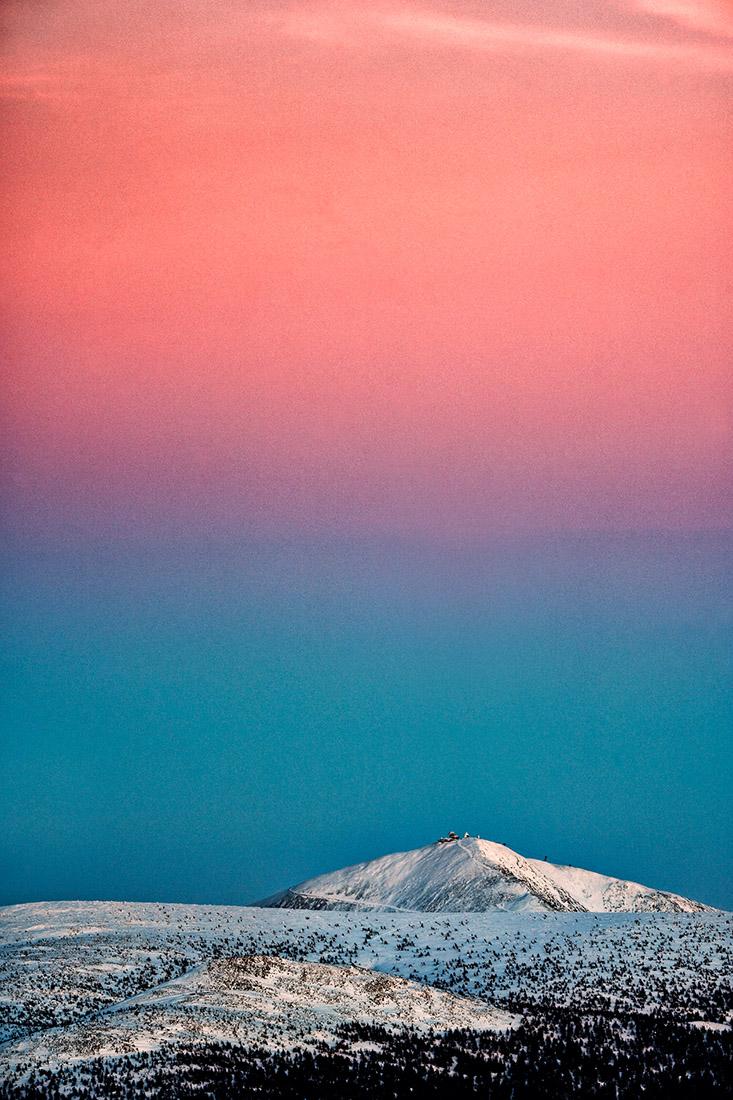 Snežka 2, Krkonoše