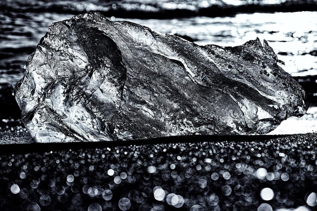 Diamont Beach, Iceland