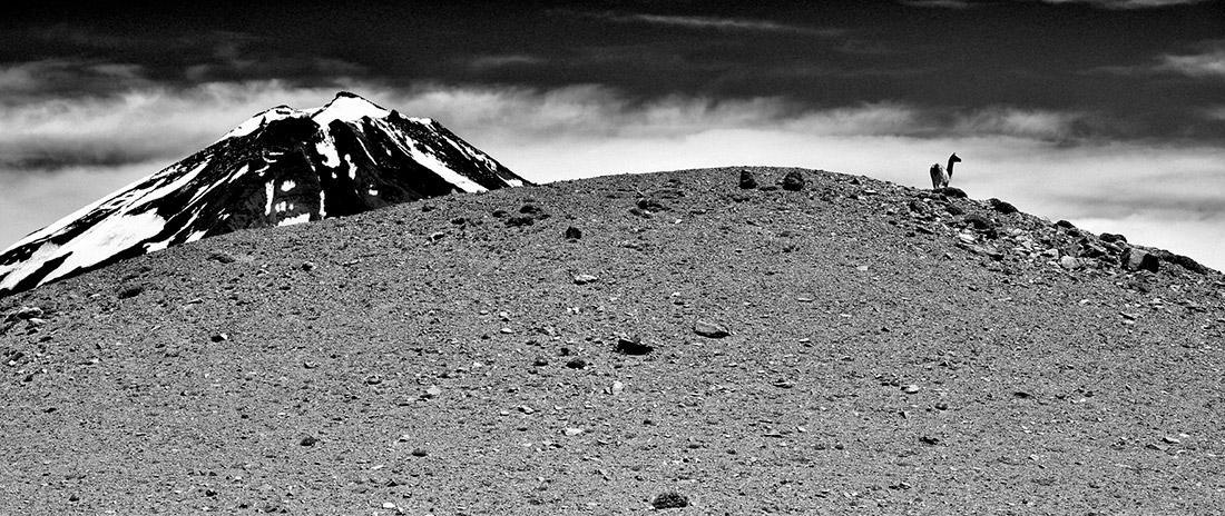 Vulkán Maipo, Argentina
