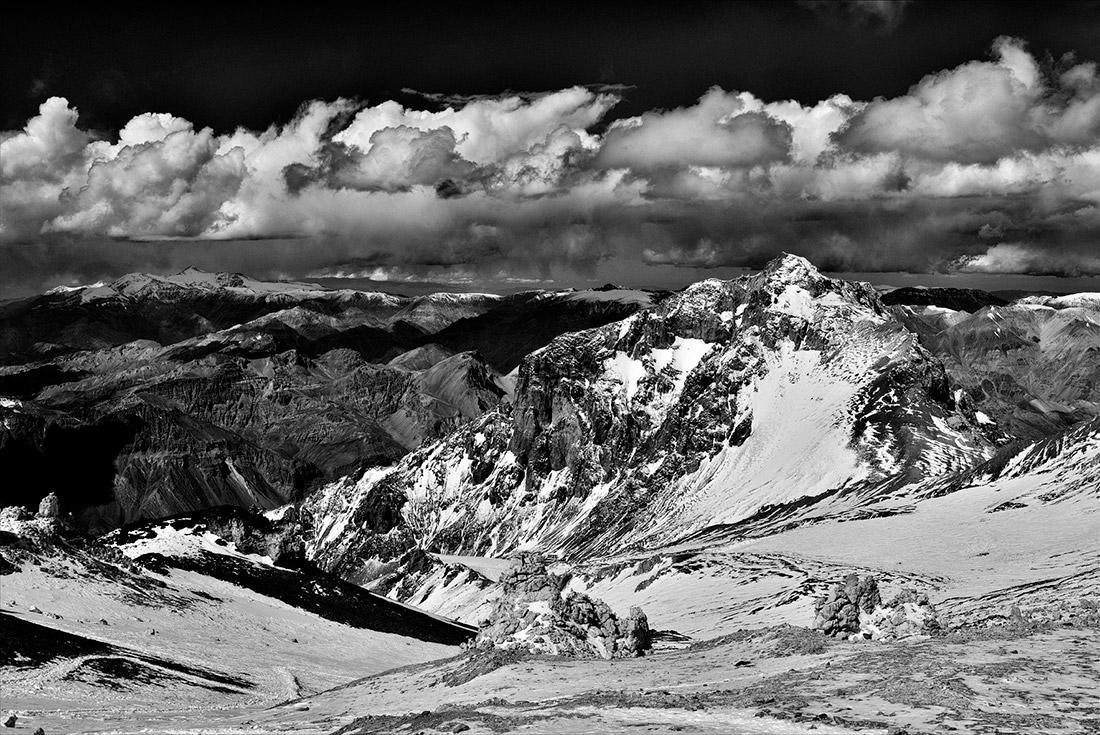 Cerro Cuerno, Argentina