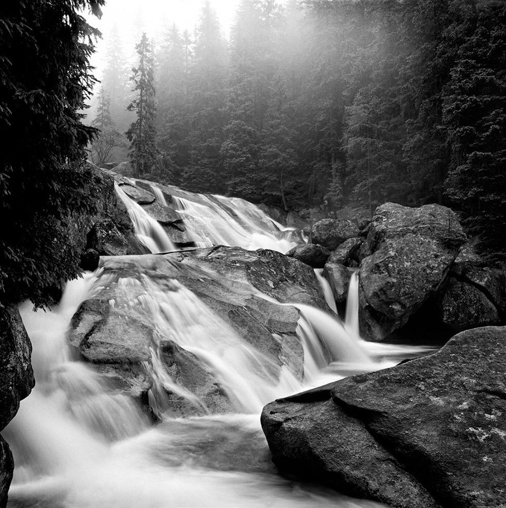 Studenovodský vodopád, Vysoké Tatry